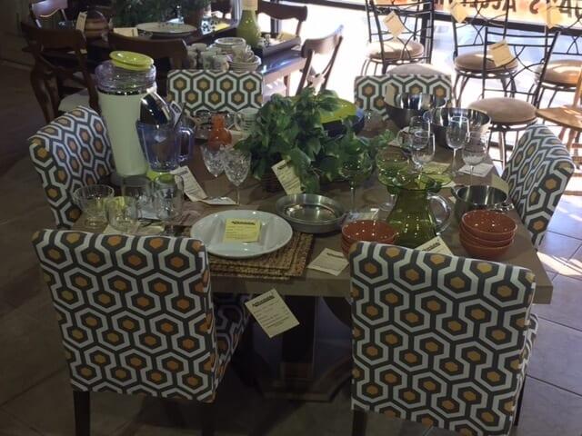 Using Dining Room Furniture in Denver